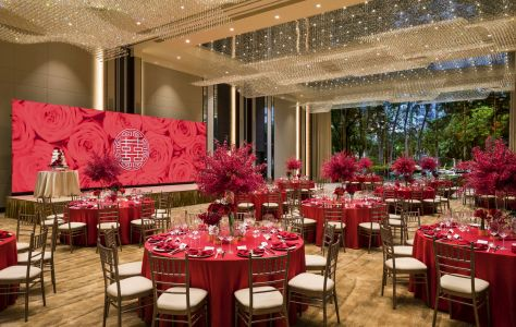 Weddings Hong Kong Gold Coast Hotel